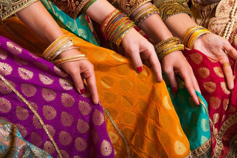 How to maintain sarees