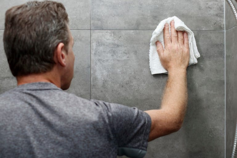 a stone wall makes your house aesthetically appealing in order to maintain the charm and beauty of the wall it is important to clean and maintain it regularly