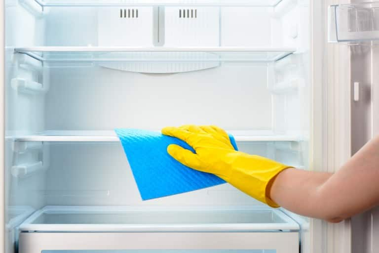 Follow these simple steps to get rid of the mould growth in your fridge