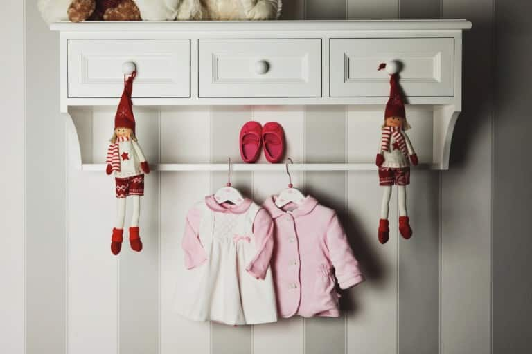 This is how innovatively you can store your baby's clothes and save up on space