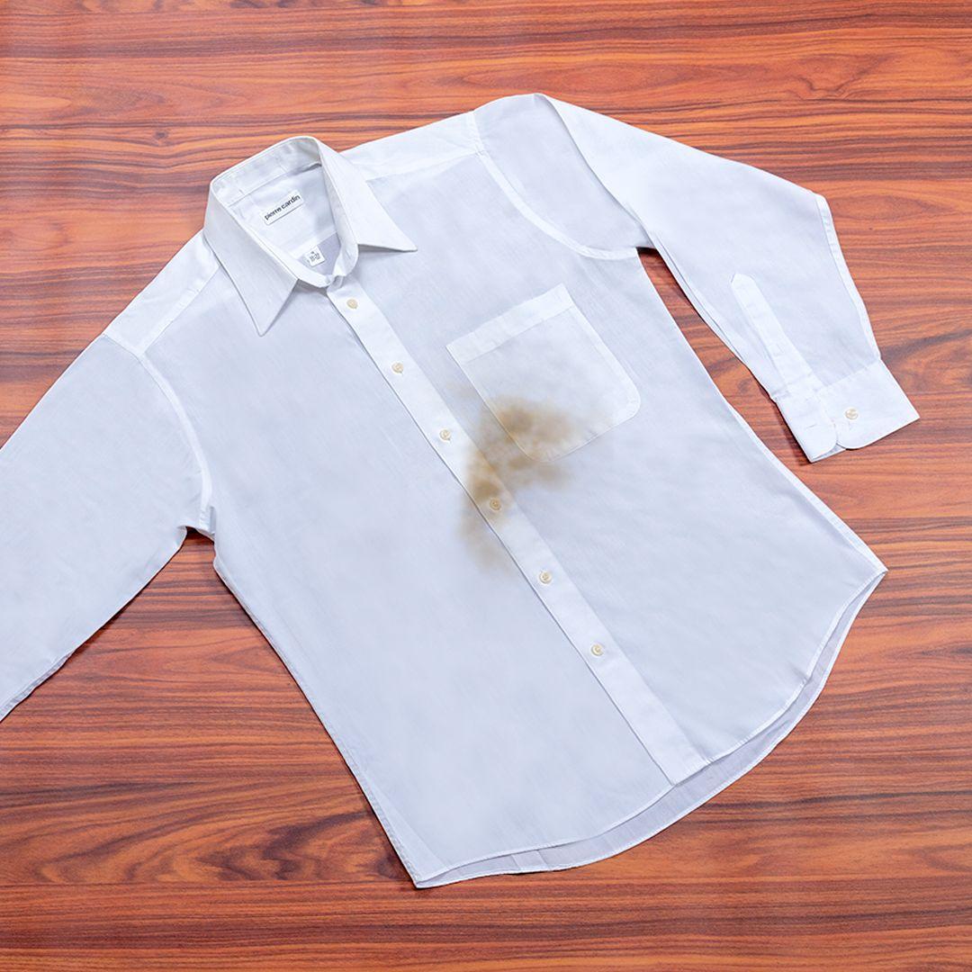 tea stain shirt hero image
