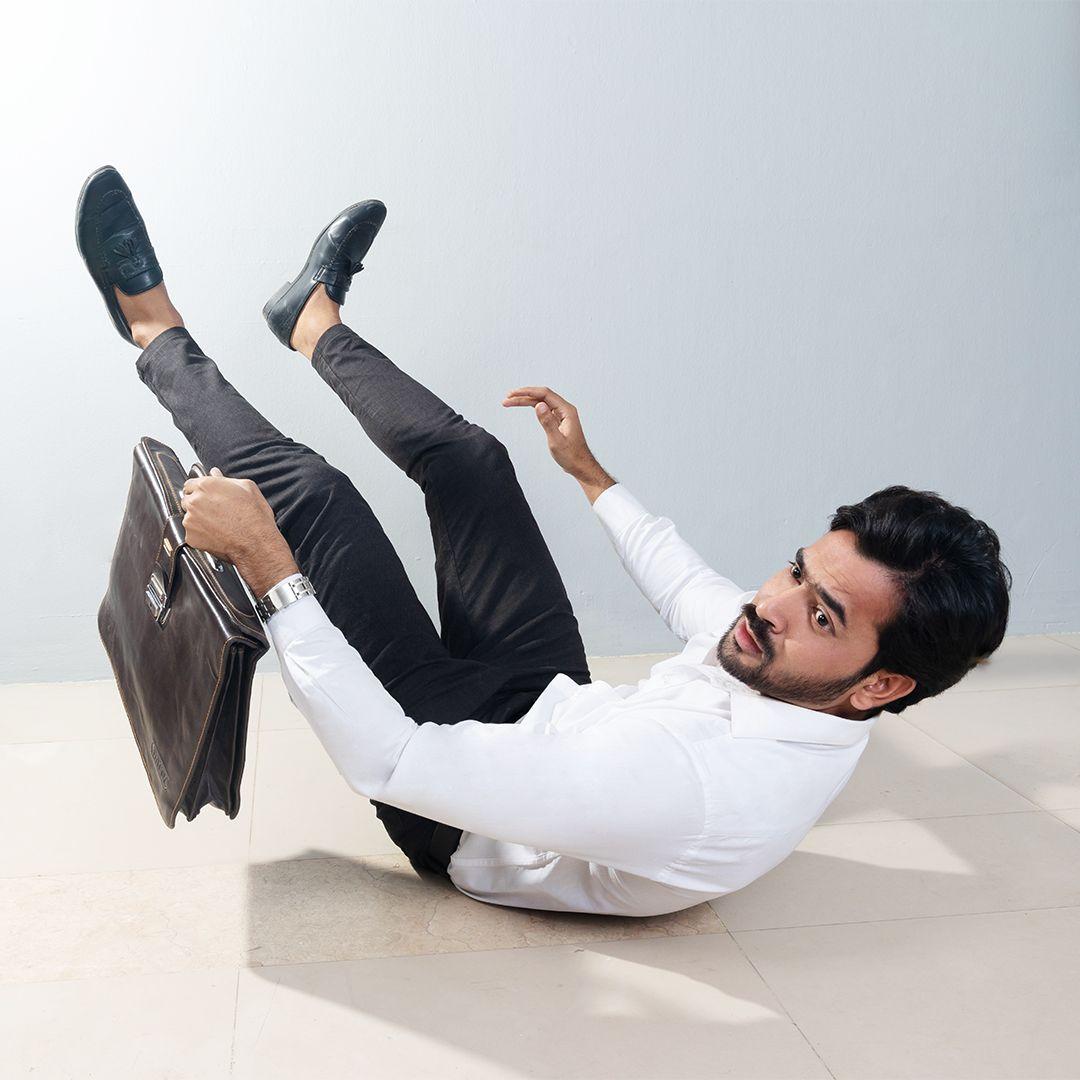 slippery floor hero