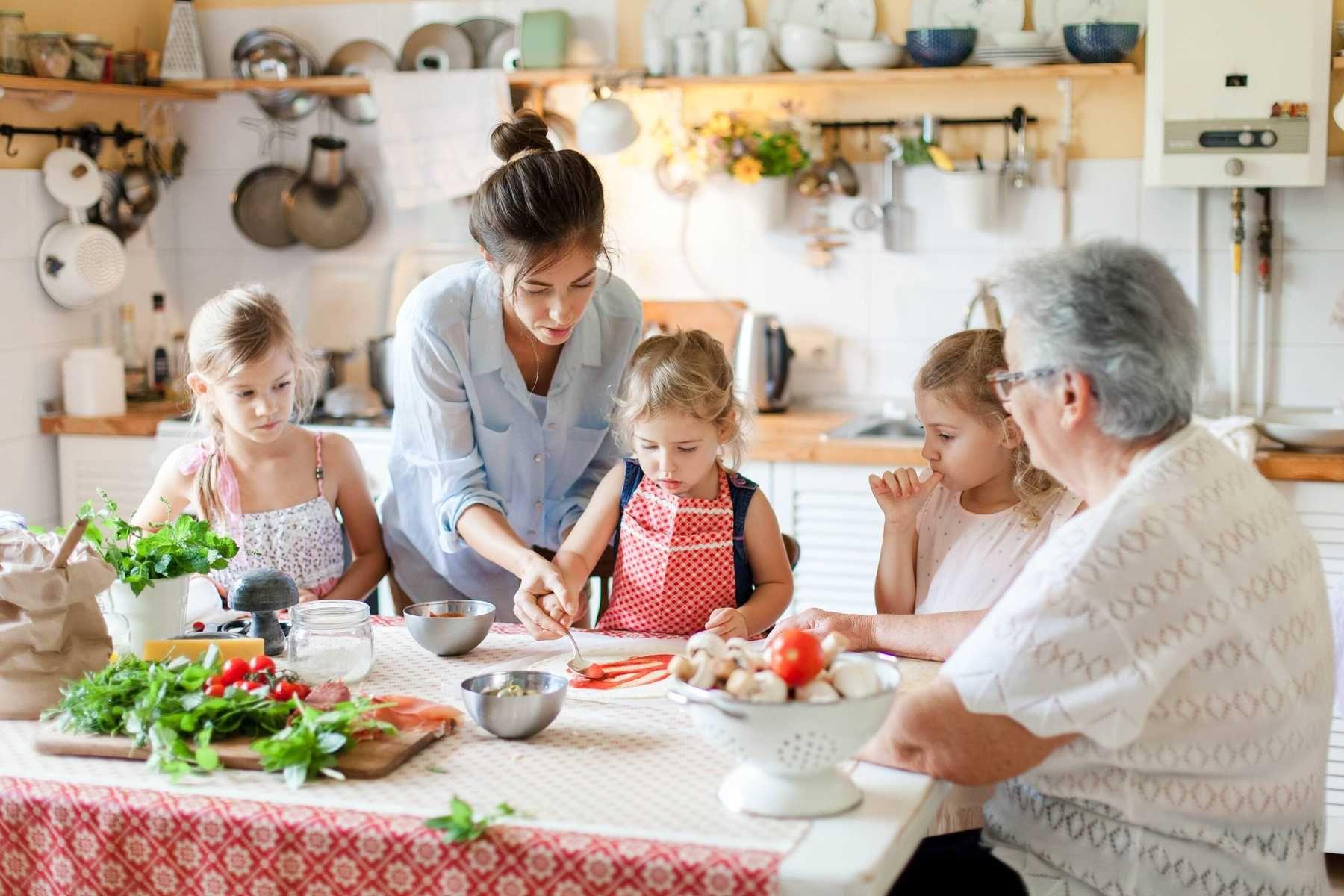 Step 3: thực đơn cho bé 5 tuổi suy dinh dưỡng cần đầy đủ dưỡng chất