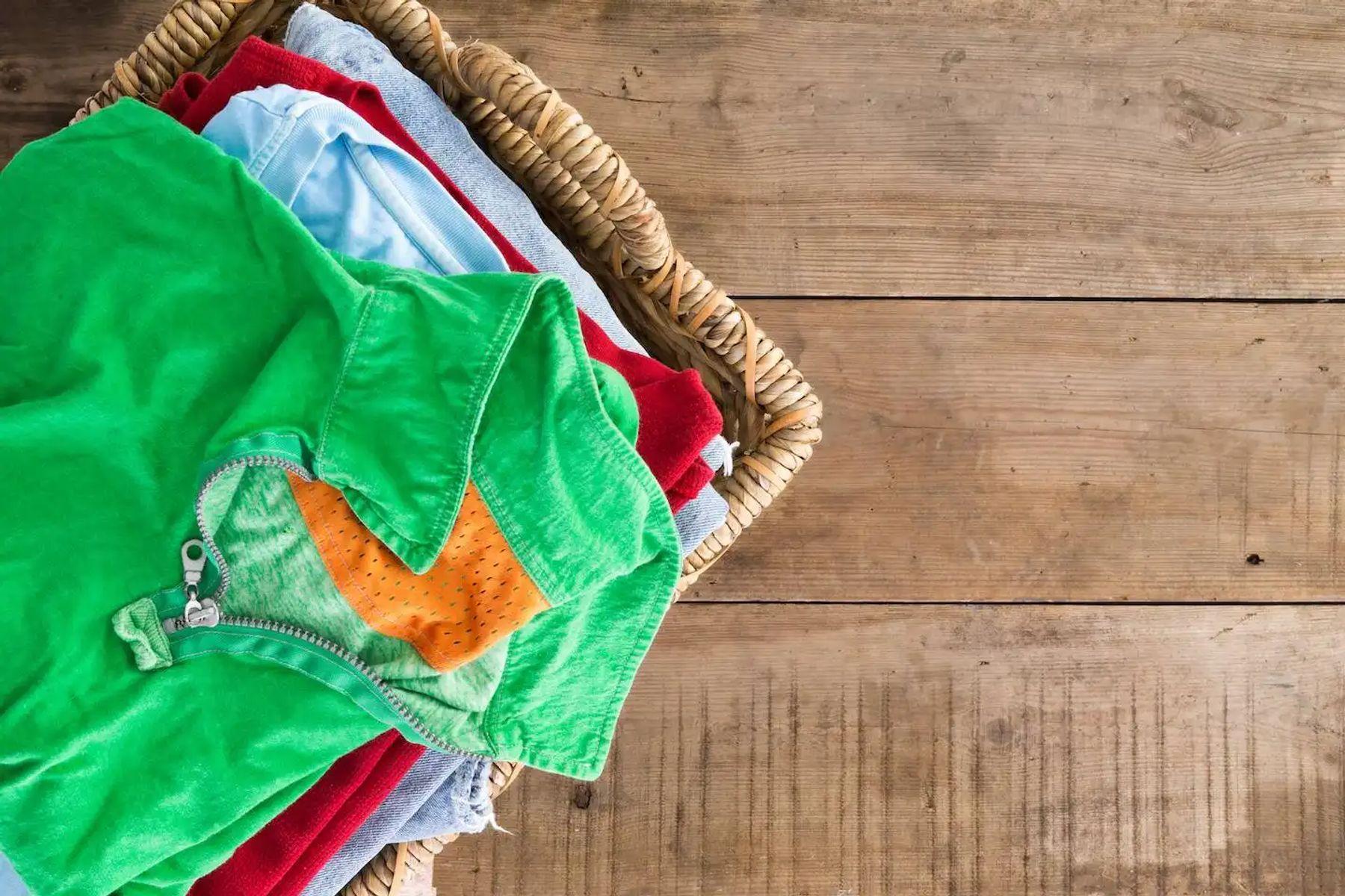 7 phương pháp làm mềm thơm quần áo vải cotton mới mua về
