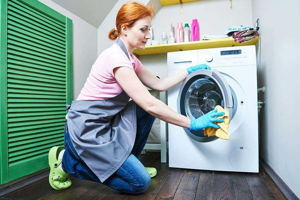 Dịch vụ vệ sinh máy giặt tận nhà tại nhà