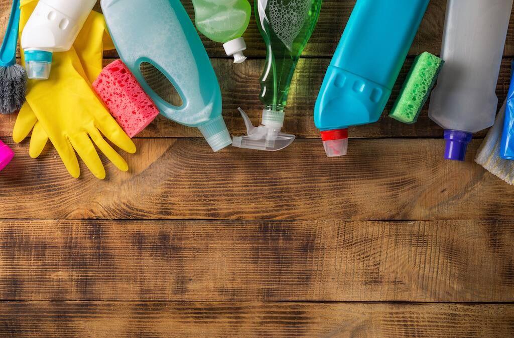 dịch vụ vệ sinh ở nhà