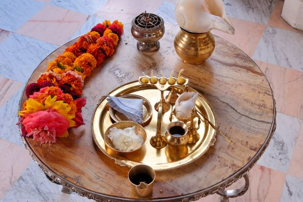 Keep Your Puja Idols and Accessories Spotless This Diwali with These Easy Tips