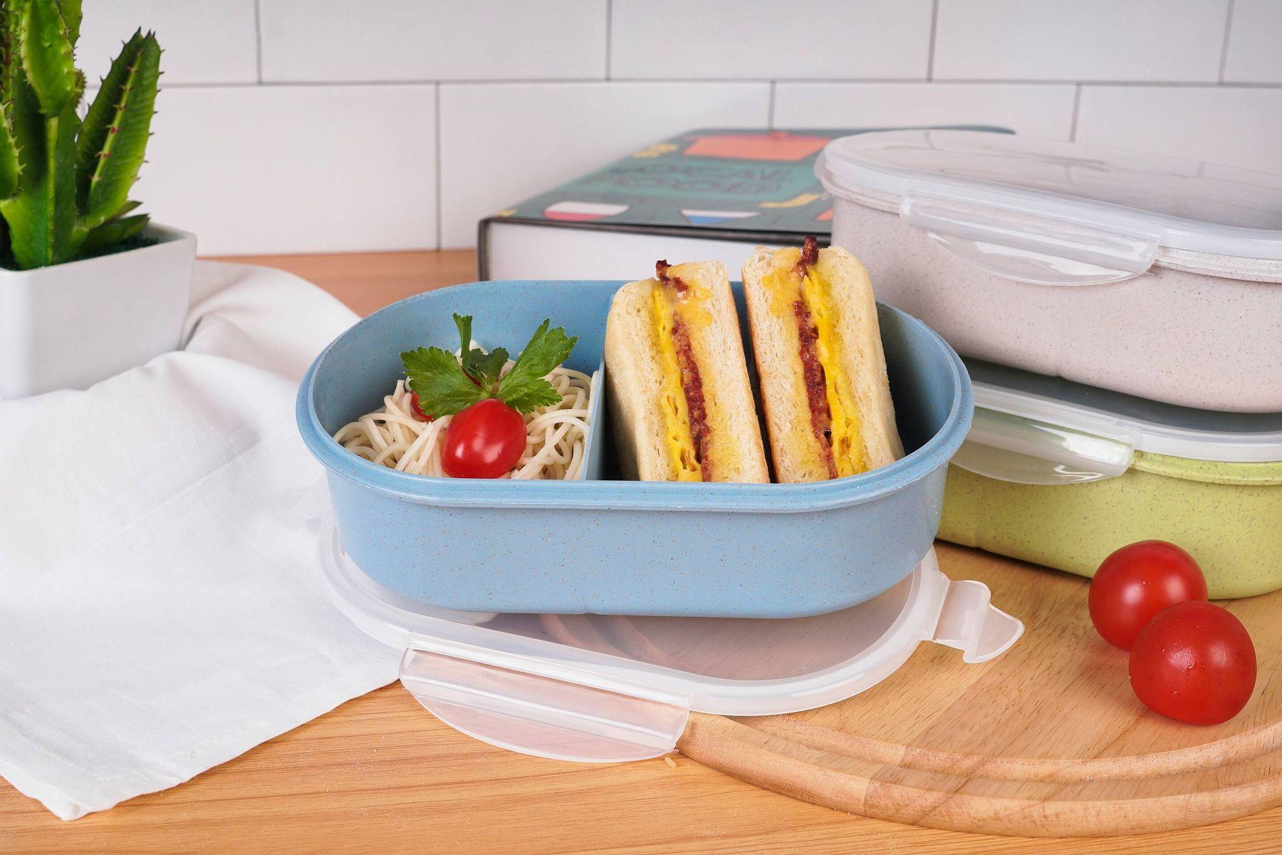 chọn hộp nhựa đựng thực phẩm có nắp nhựa