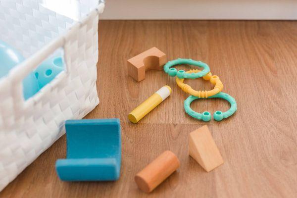 ทำความสะอาดของเล่น ป้องกันเด็กป่วยได้