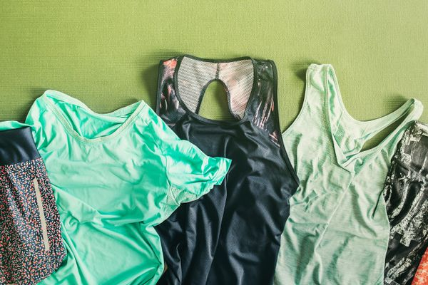 how to wash gym clothes