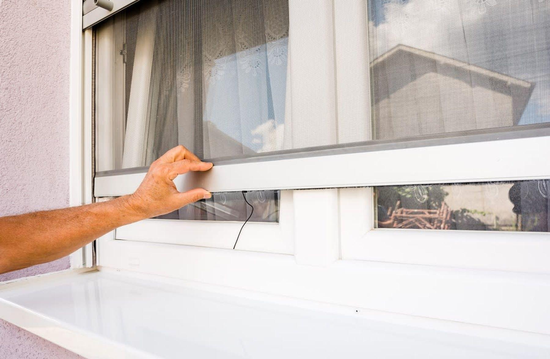 Step 3: PVC Pencere ve Sineklik