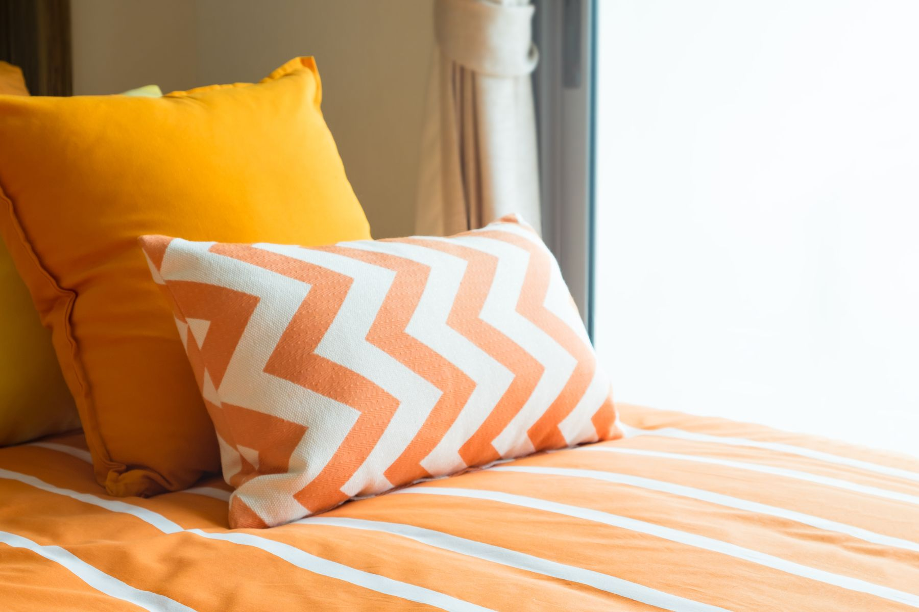 How to Wash Your Pillows Thoroughly shutterstock 763580692