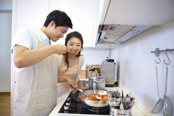 tổng hợp các mẹo vặt nhà bếp hay