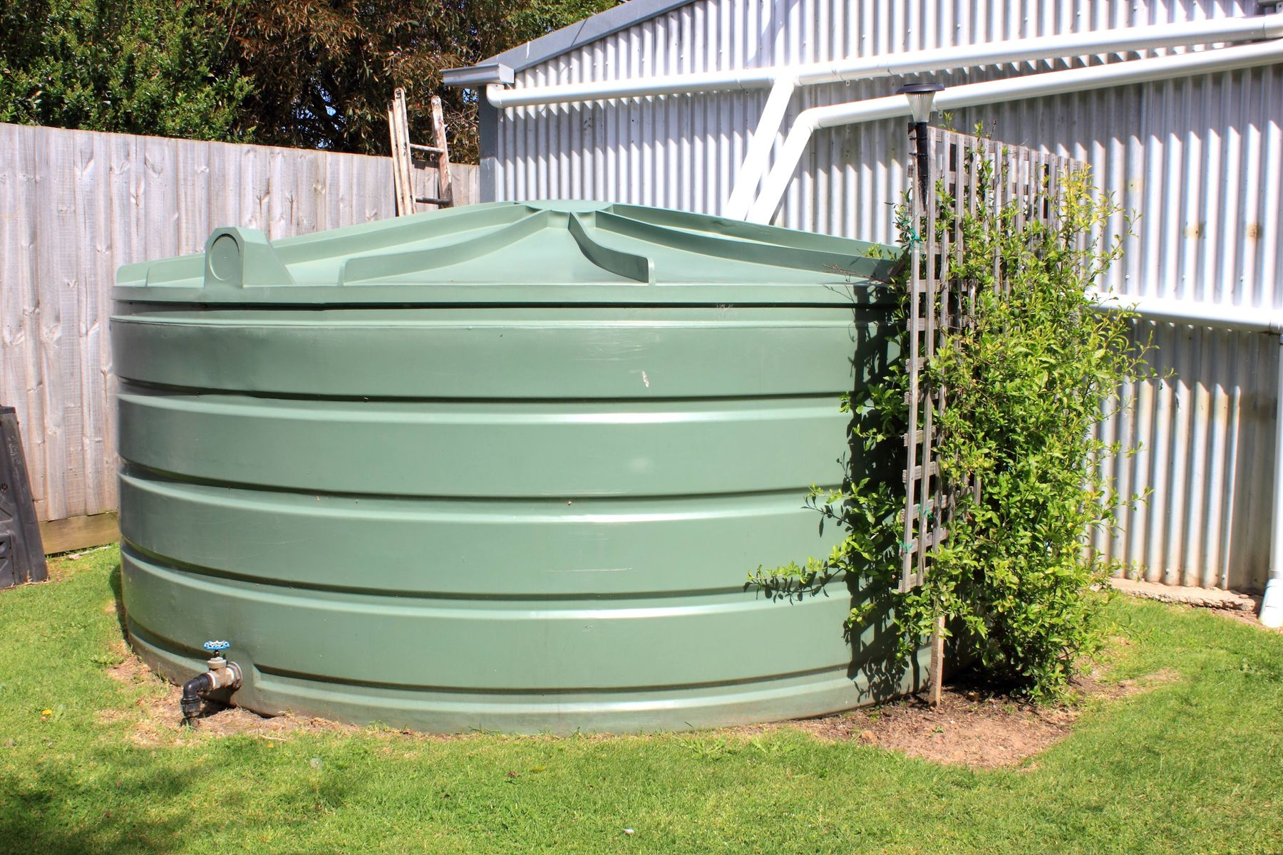 Guide to easily clean your water tank
