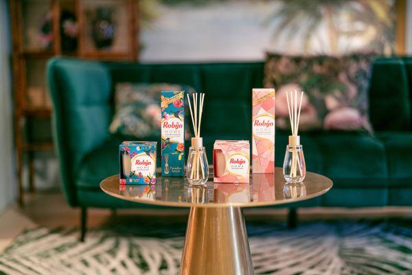 Robijn Home: voor genieten van kleine momentjes thuis!