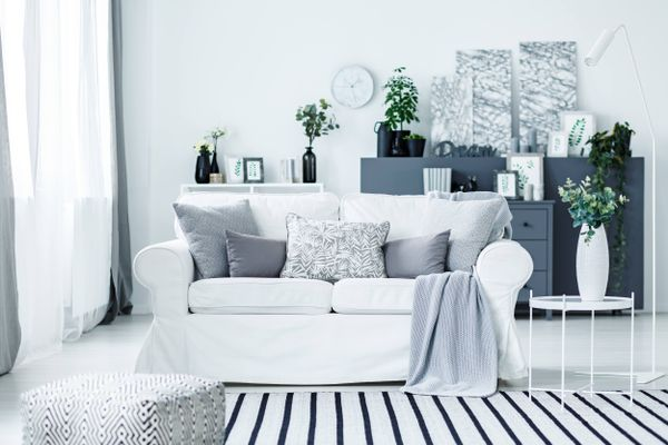 How to Keep your Living Room Neat & Clean | Get Set Clean