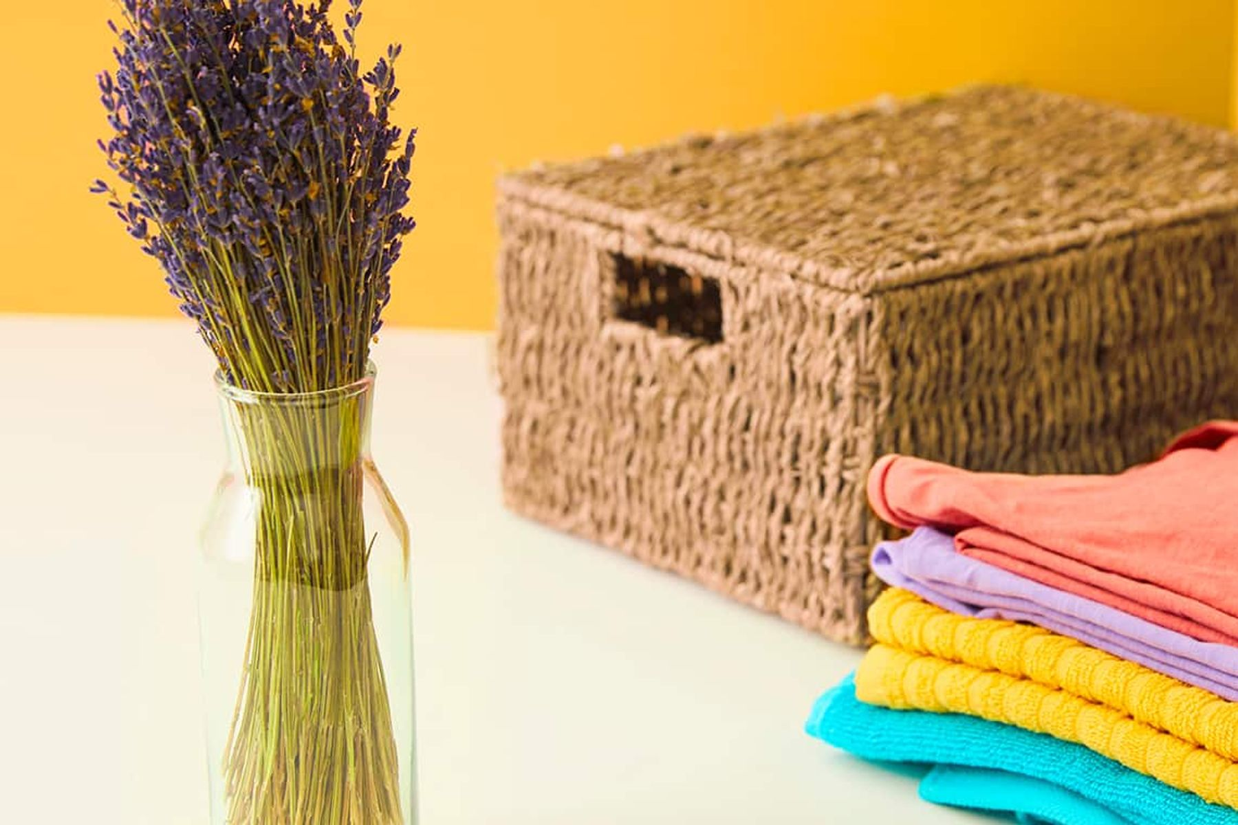 how to keep clothes smelling fresh in storage