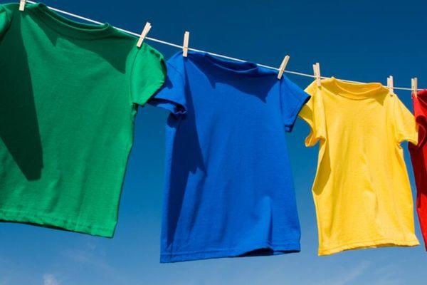 Mặc quần áo dễ bị phai màu, sức khỏe của bạn sẽ ngày càng giảm sút
