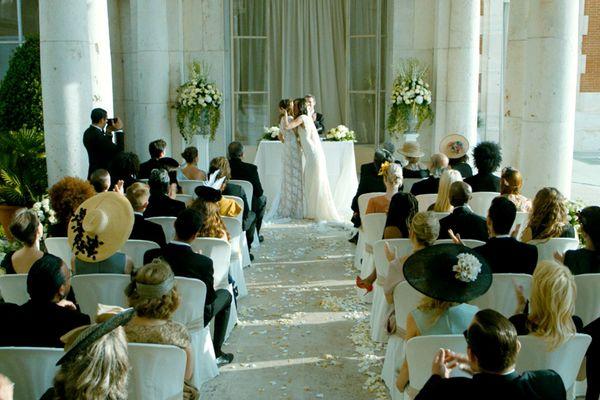 tự trang trí đám cưới tại nhà