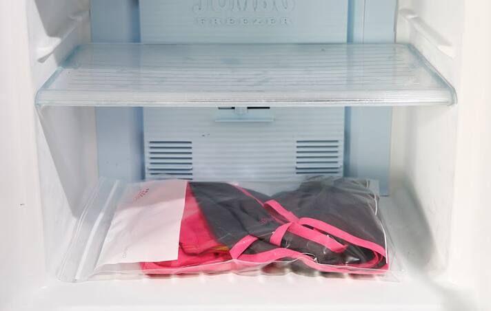 offener kühlschrank