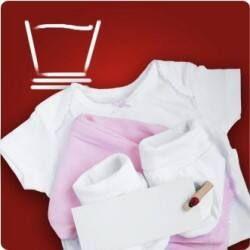 Thói quen giặt quần áo của bố mẹ ảnh hưởng đến sức khoẻ của bé?