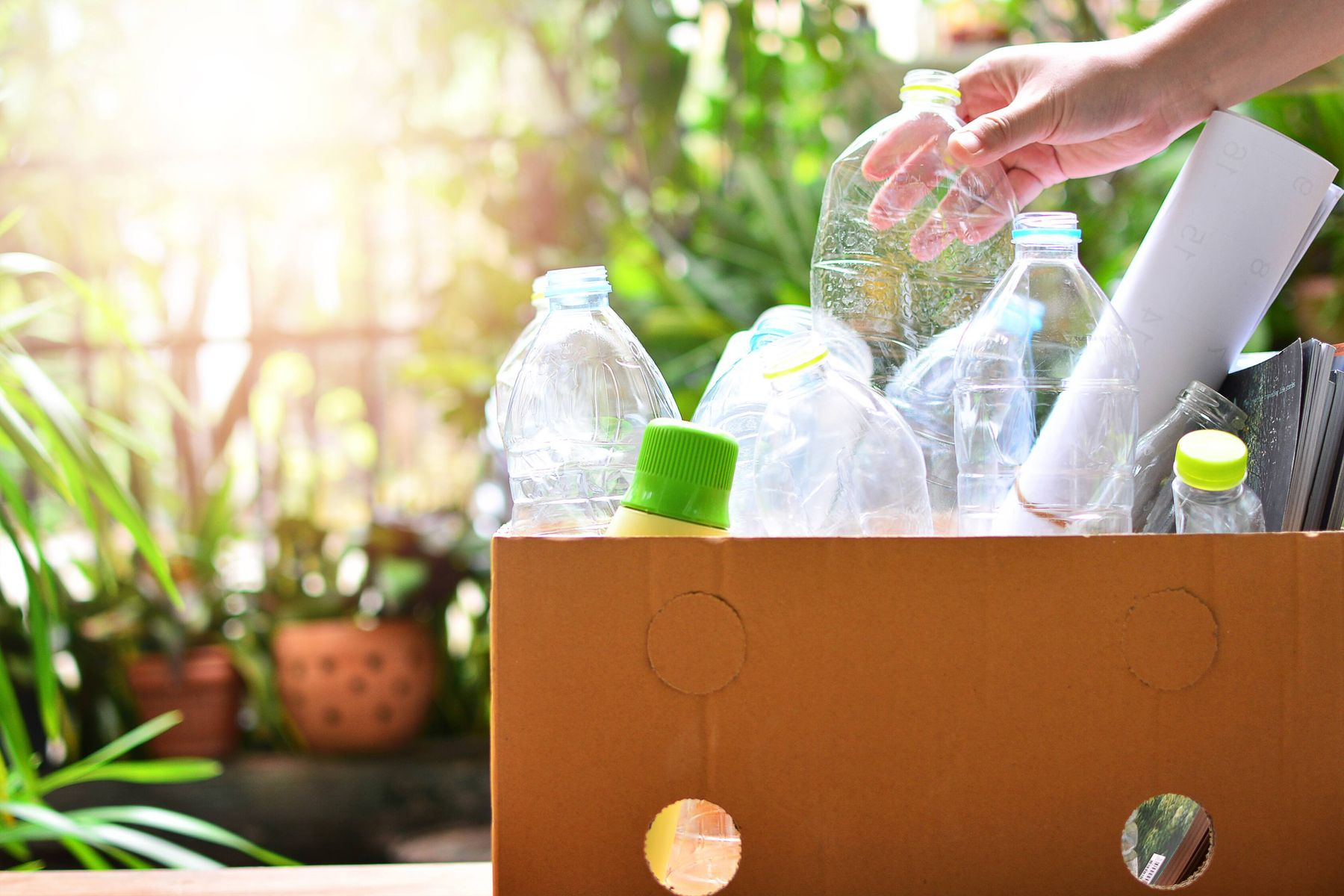 Reduce, Reuse, and Recycle: Ideas for your Home | Get Set Clean