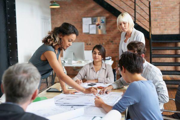 Phòng làm việc mang lại cảm giác thoải mái chỉ với 4 cách này