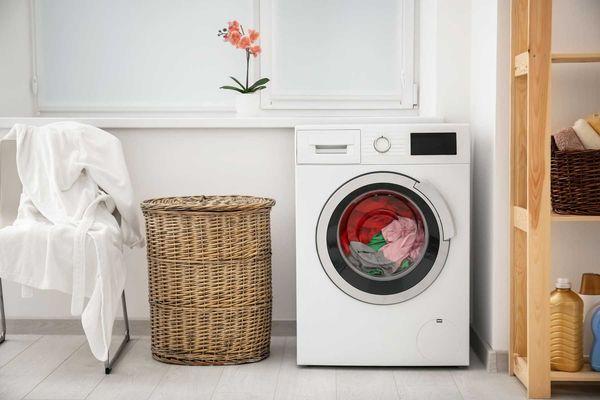 cách tẩy vết mực bằng máy giặt