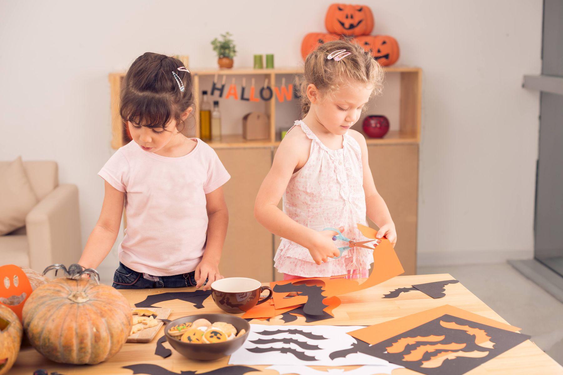 Trang trí halloween trong nhà thế nào để không đụng hàng?