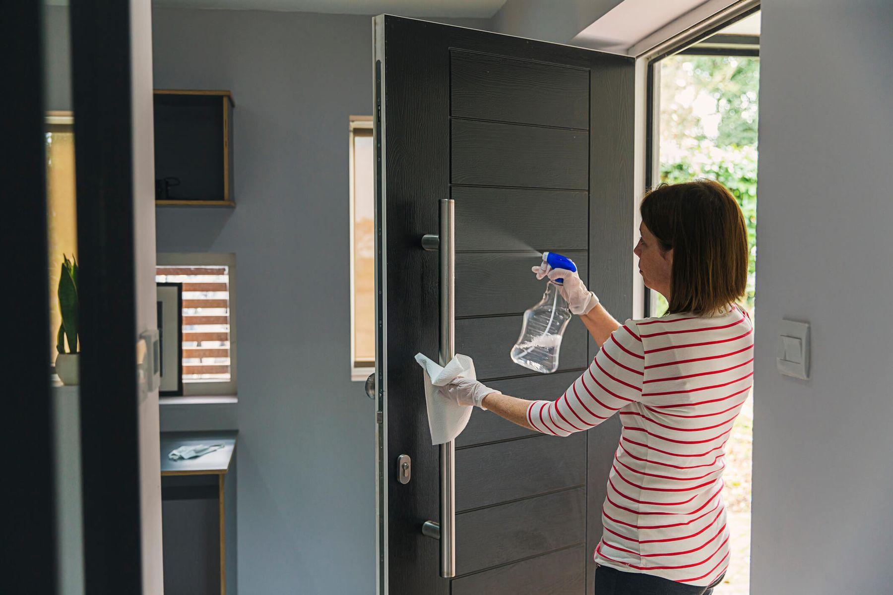 Produtos e itens de limpeza para sua casa