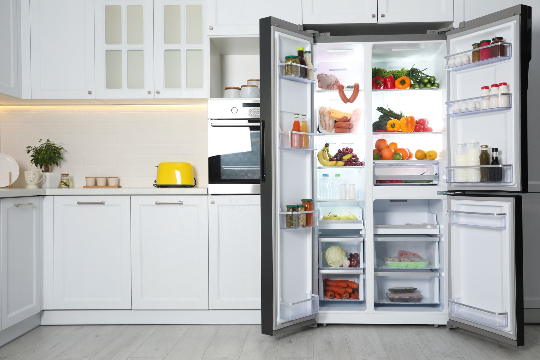 How to Defrost Your Fridge the Right Way shutterstock 1670087806