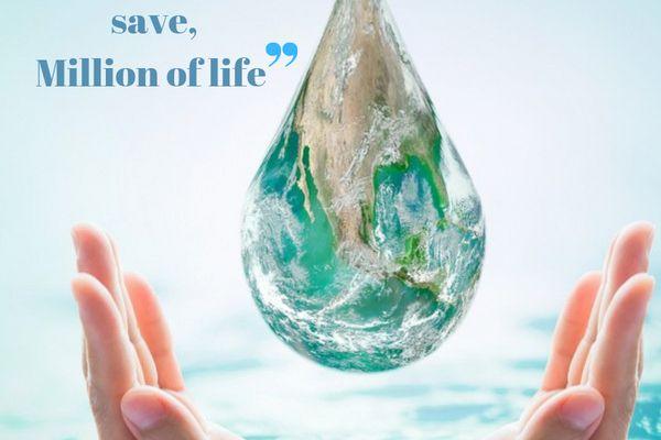 Cách tiết kiệm nước trong gia đình mùa dịch