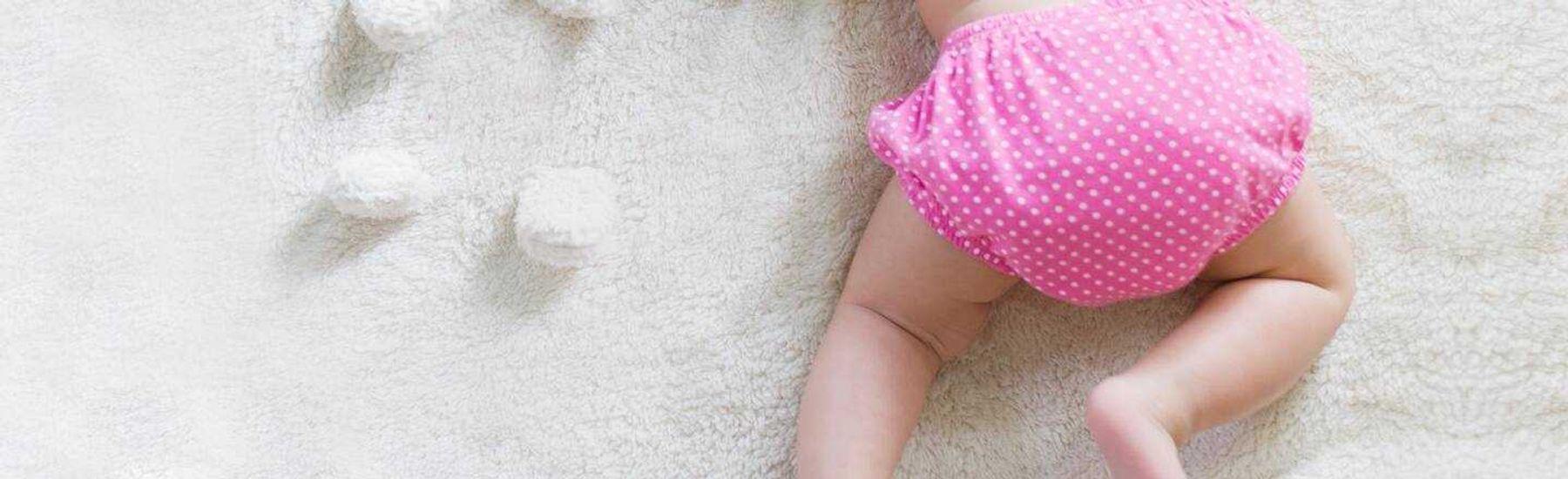 Lưu ý về loại tã vải