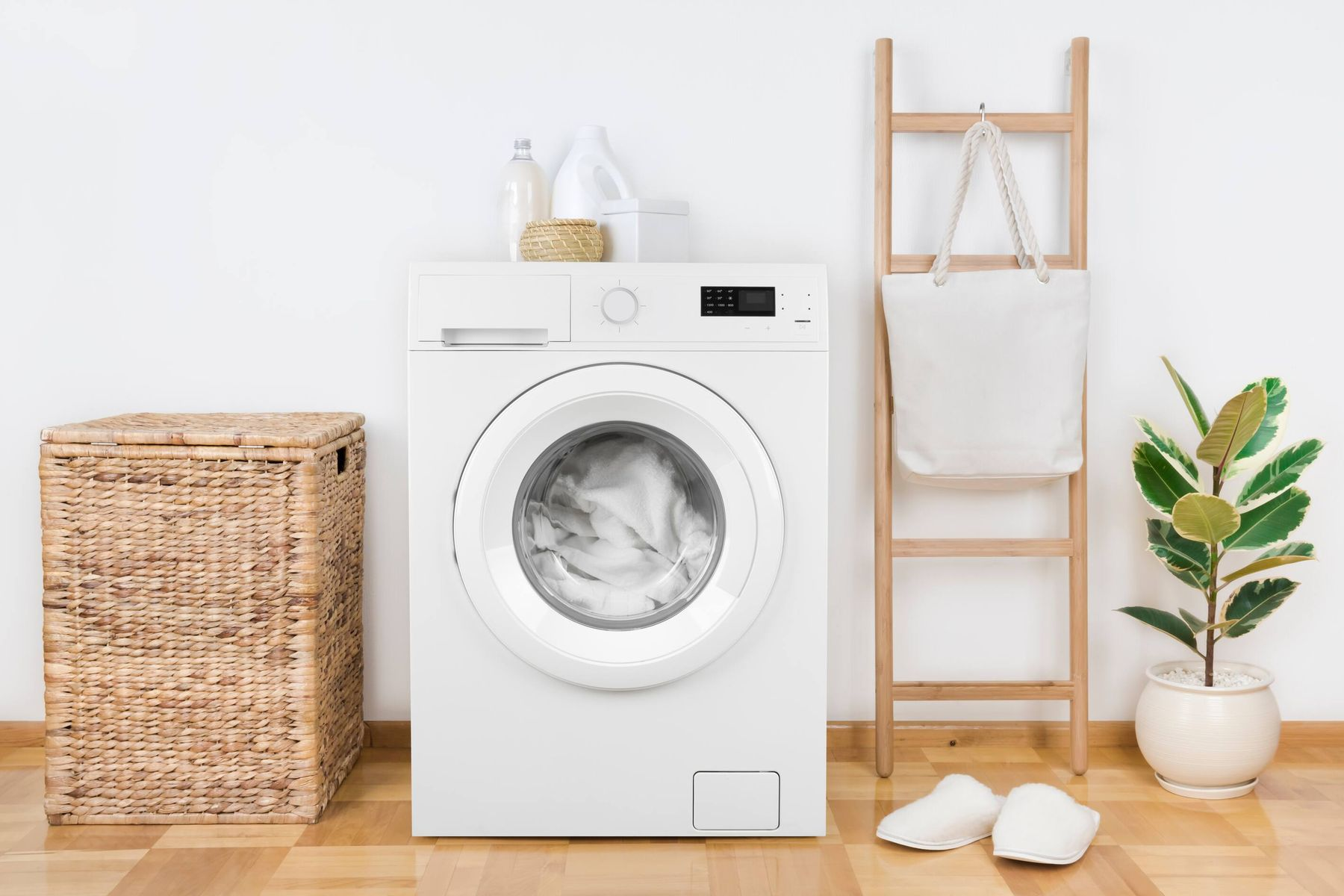 Advantages of a Front-Loading Washing Machine.