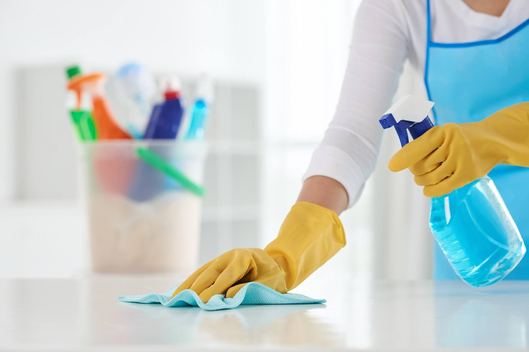 Evdeki Virüs ve Bakterileri Yok Etmek için Yapmanız Gerekenler