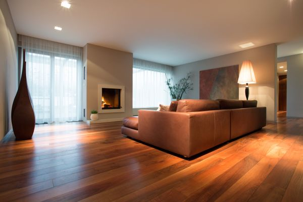How to Clean Your Wood Floors to Keep Them Shining shutterstock 278918126