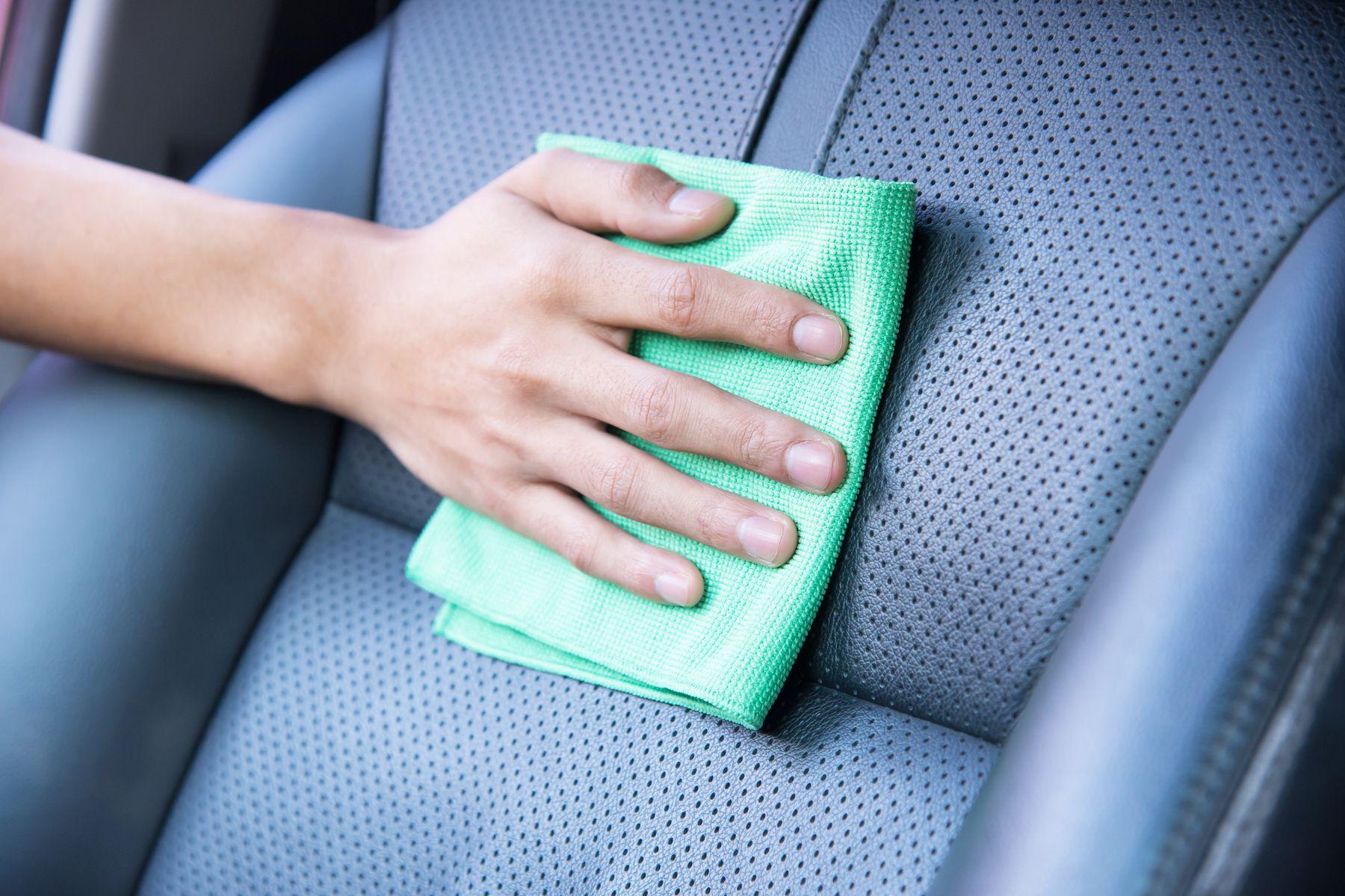 Cómo Limpiar Tapizados De Auto 5 Pasos Fáciles Cleanipedia