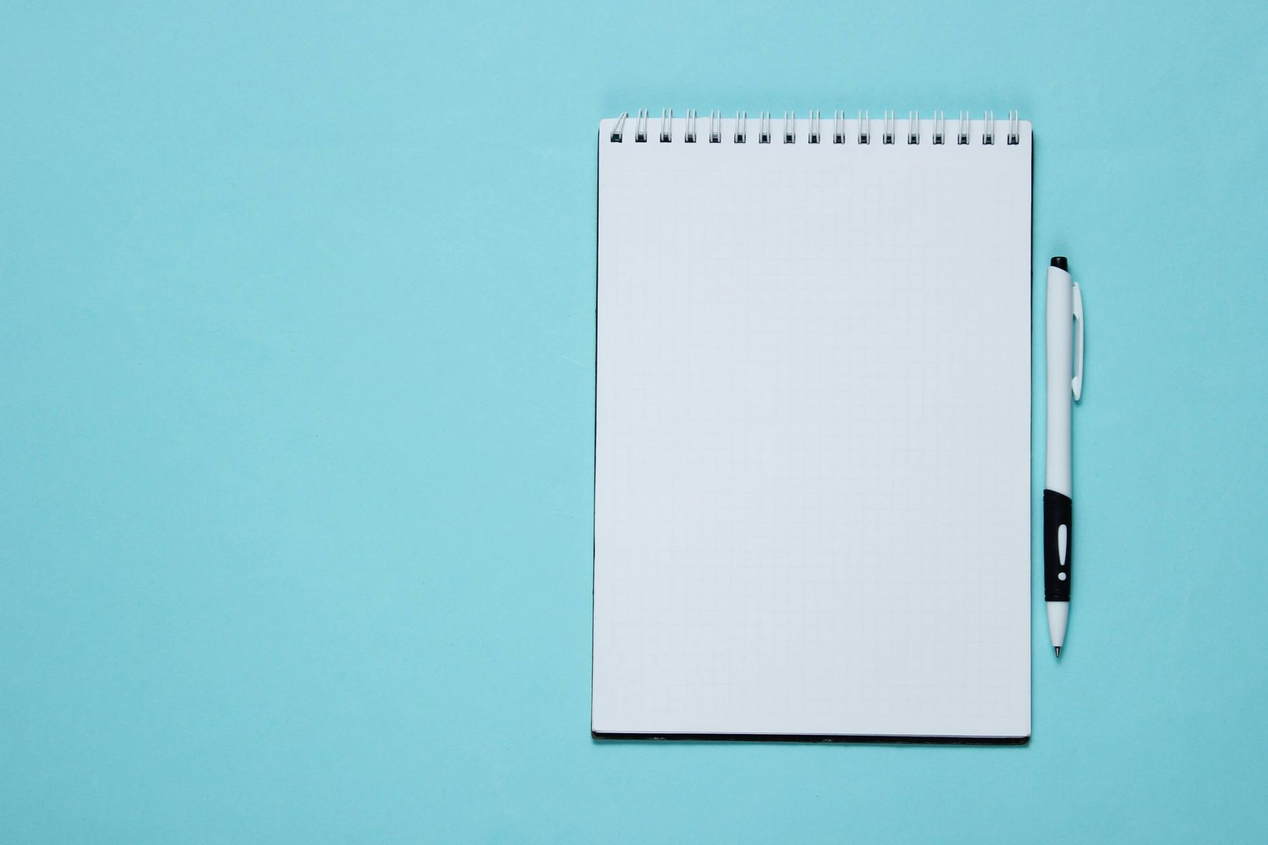 notepad for housing essentials