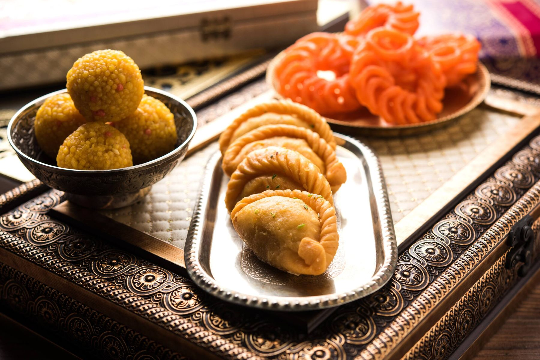 Has Making Diwali Snacks Left Your Kitchen a Mess? Try These Tips