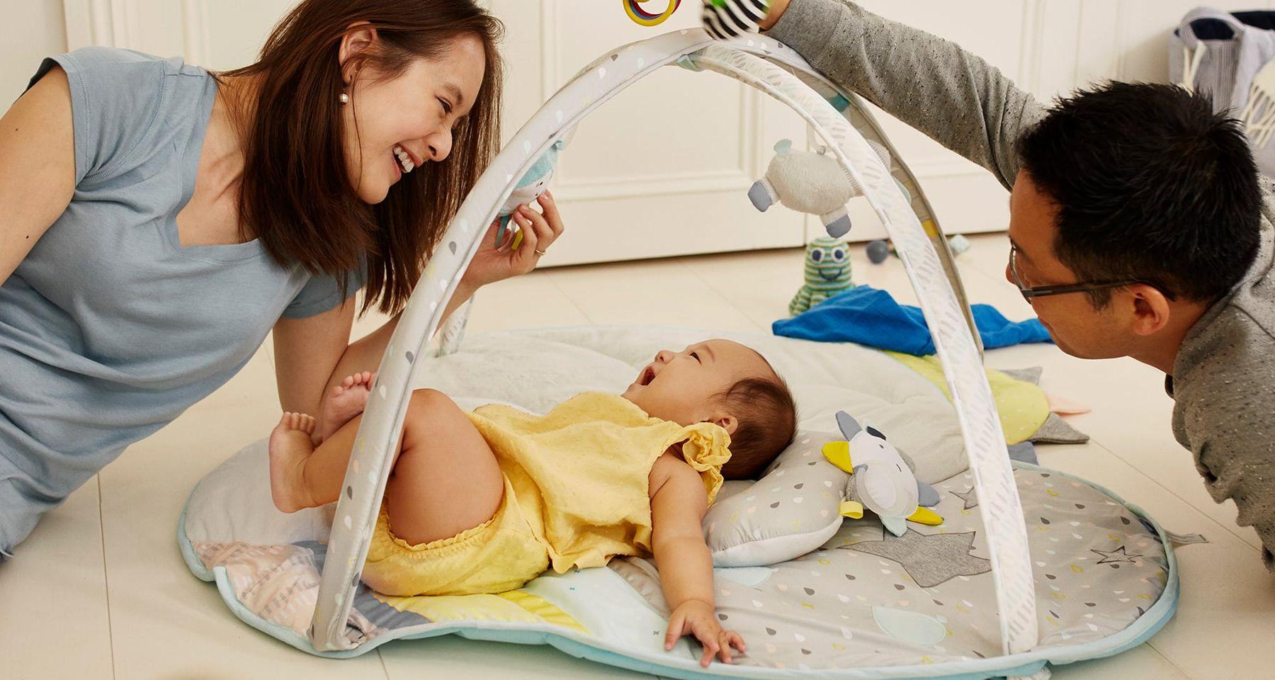 Bố mẹ đã vệ sinh phòng ngủ cho bé đúng cách chưa?