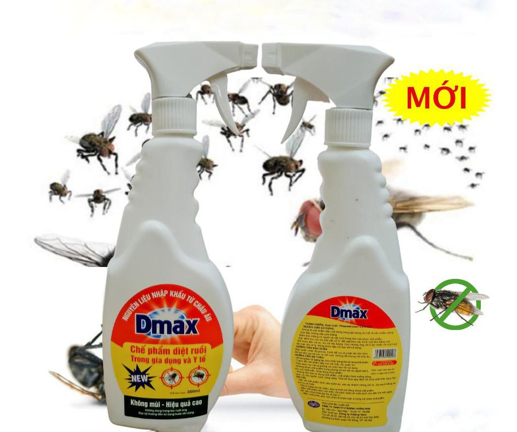 Thuốc diệt ruồi sinh học không độc hại DMAX