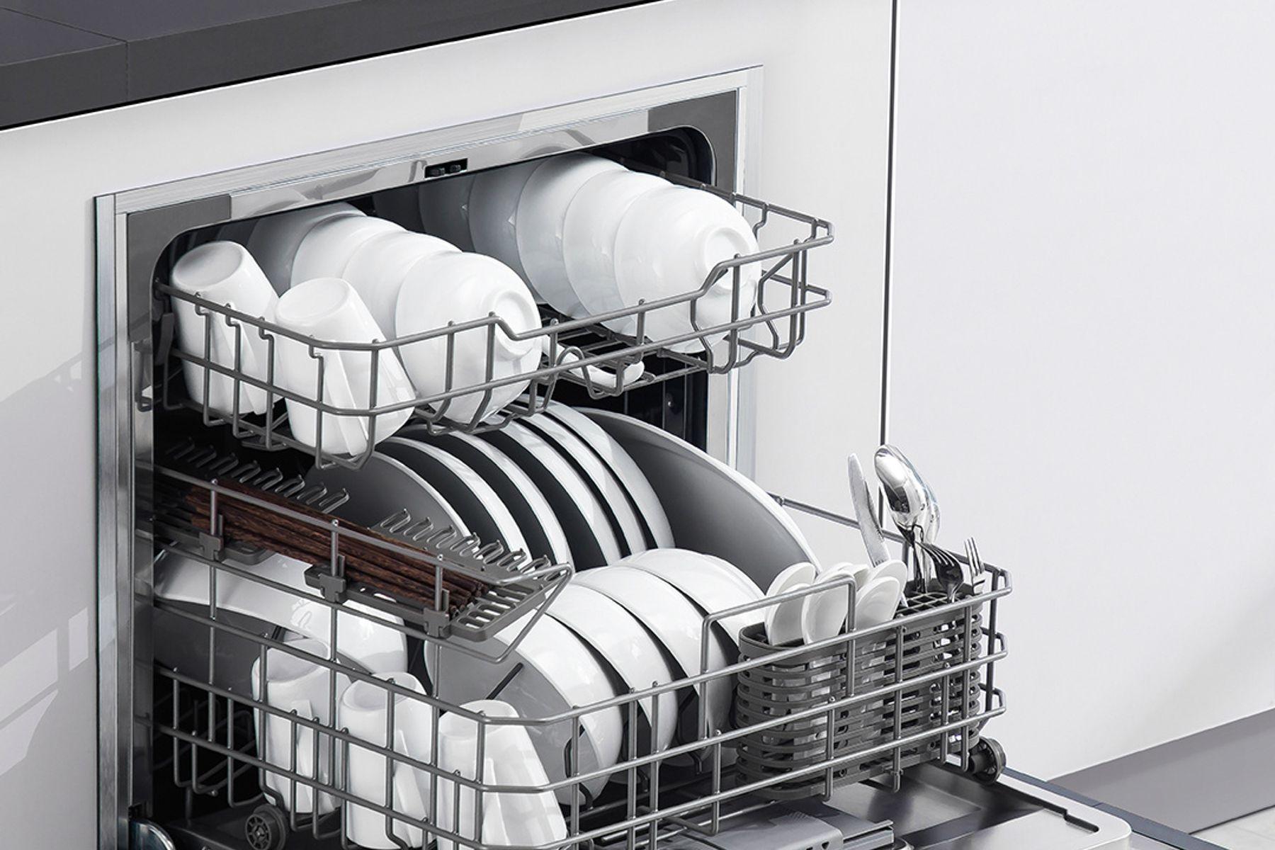 Cách lựa chọn máy rửa chén chất lượng
