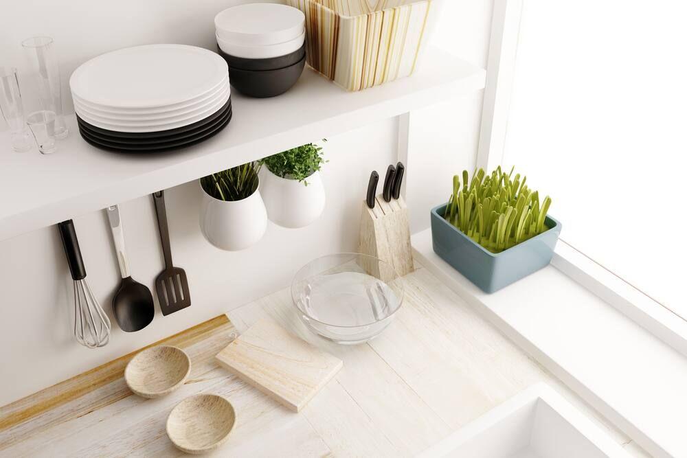 Cara Membersihkan dan Menyimpan Alat-Alat Dapur