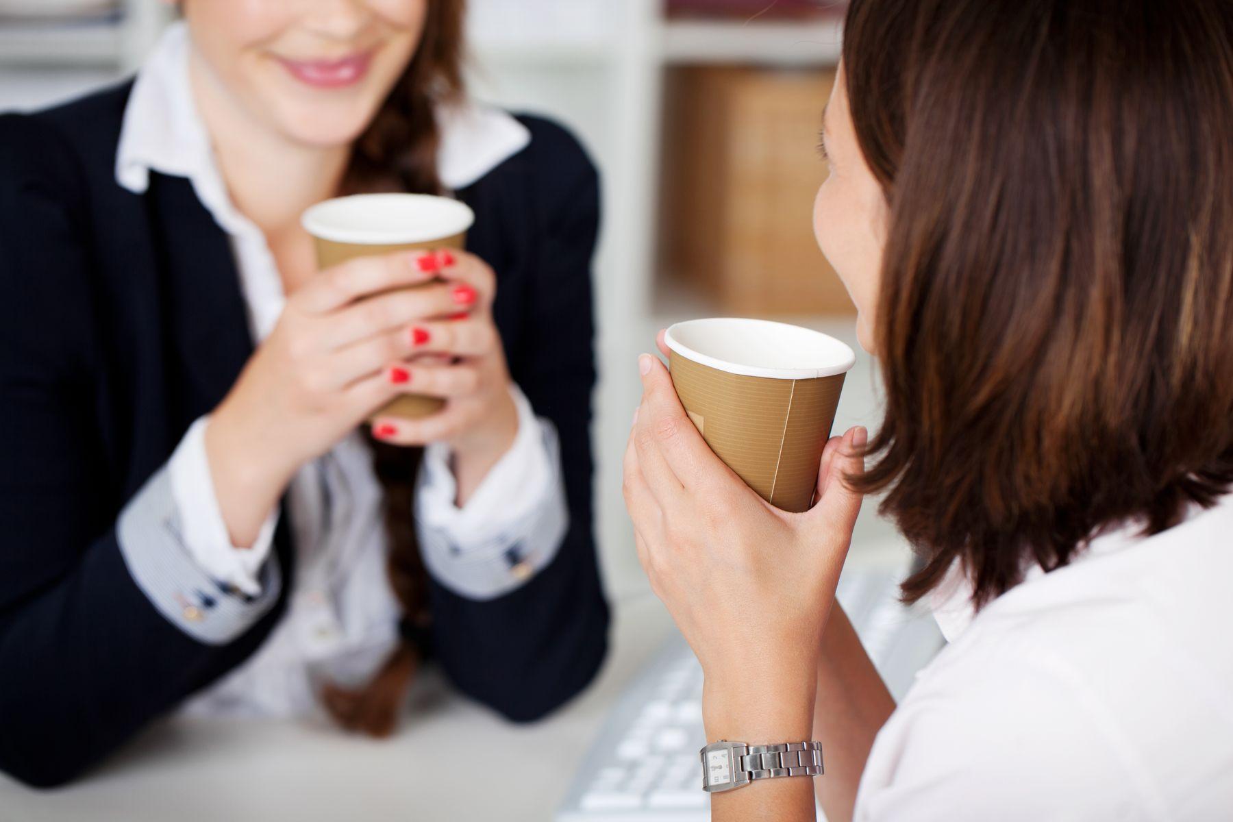 Spilled Green Tea on Your Office Shirt shutterstock 141838129