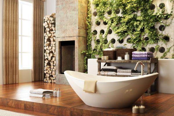 आपके बाथरूम काउंटर टॉप पर लगे हुए दाग़ कैसे साफ़ करें | गेट सेट क्लीन