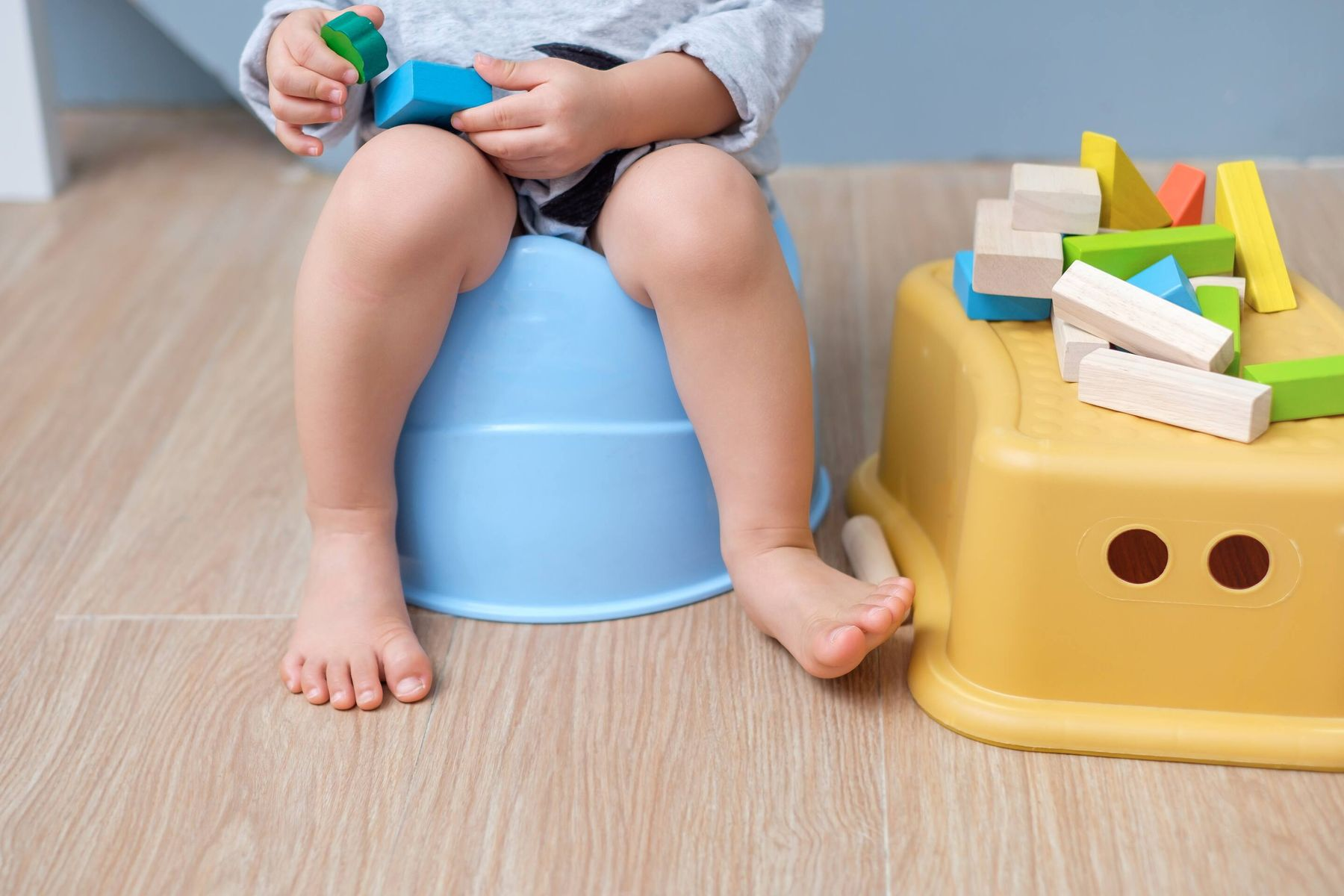 Potty training: steps and tips for an easy transition