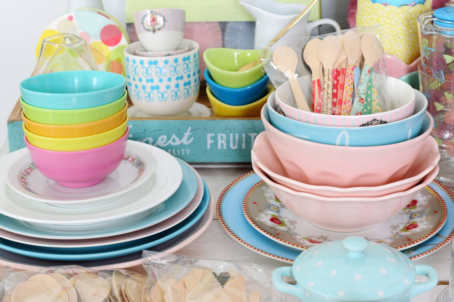 Amazing Tips to Maintain Your Melamine Crockery