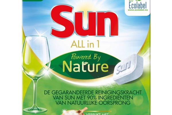 Sun powered by nature