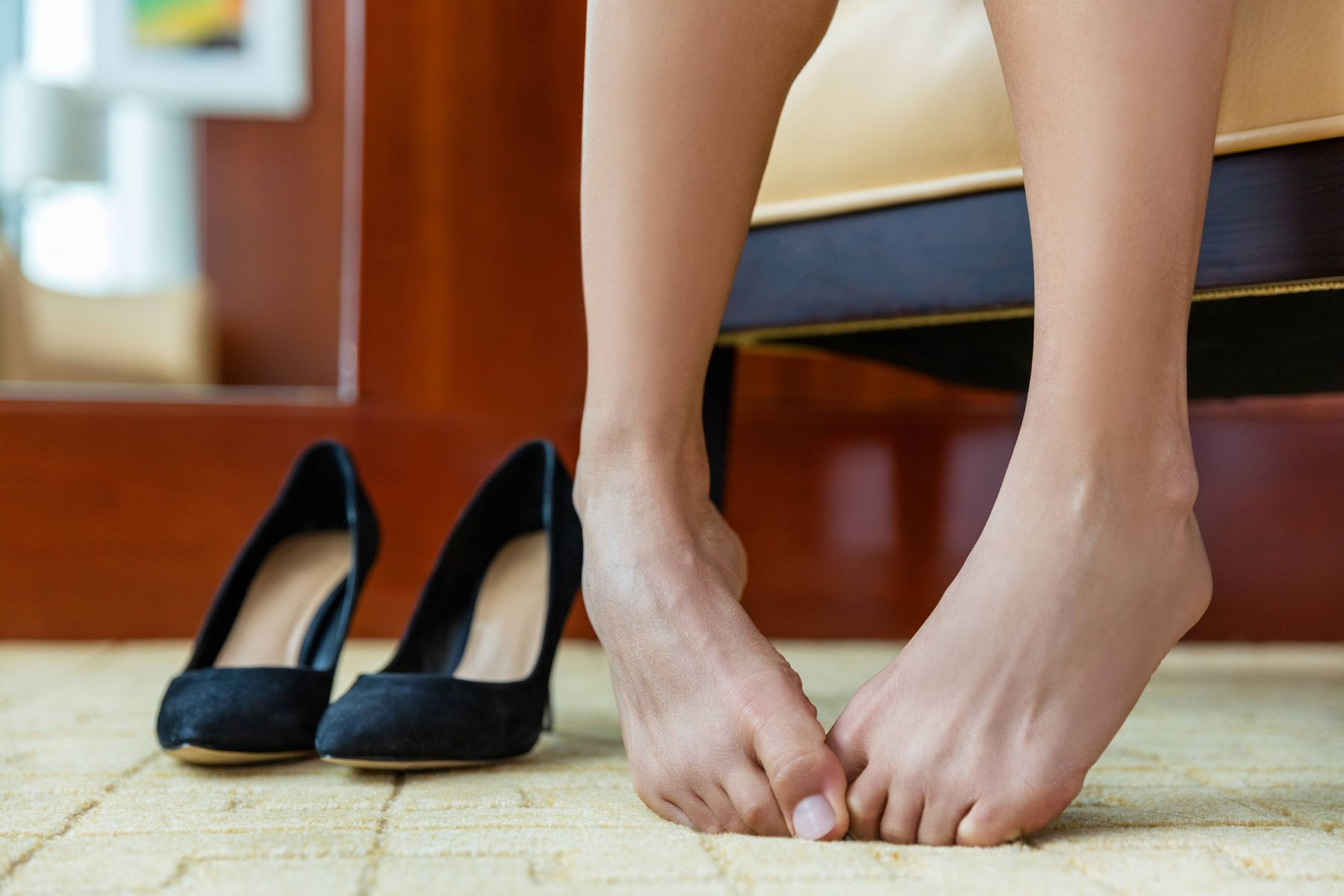 Simple Ways to Get Rid of Smelly Feet