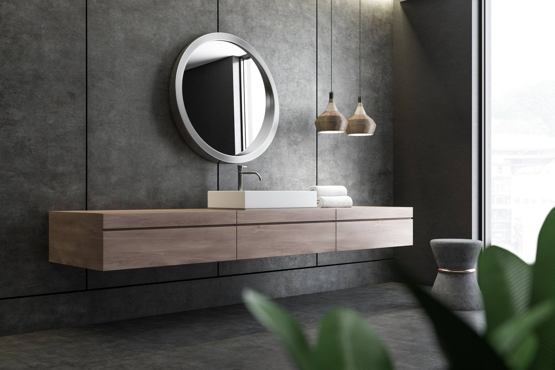 Tips on How to Clean Foggy Bathroom Mirrors | Cleanipedia